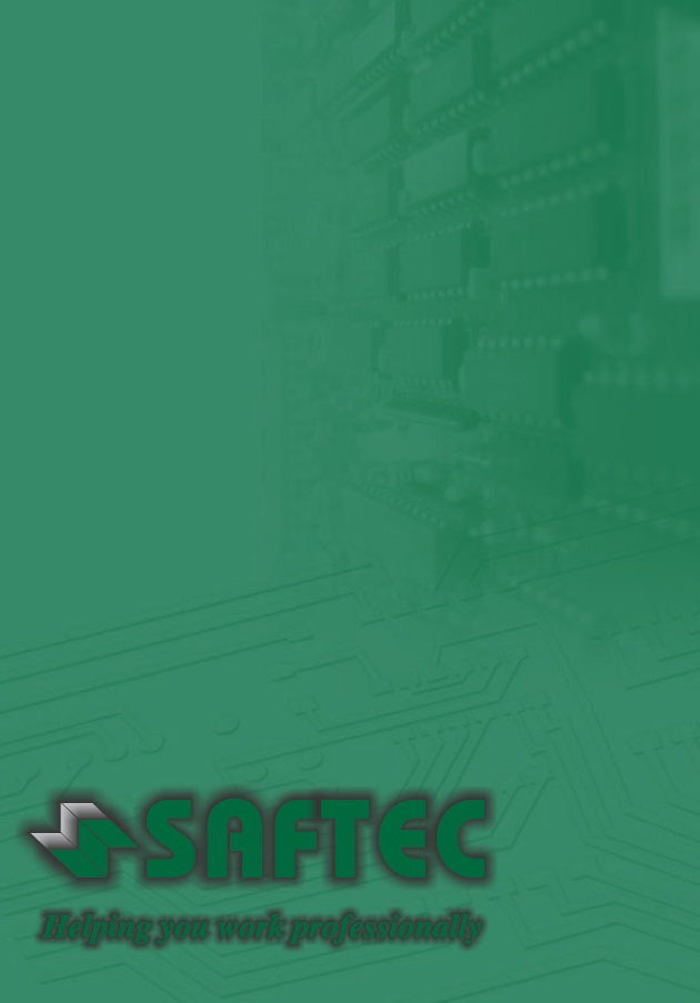 Saftec Catalogue