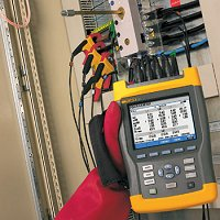 FLUKE Power Quality Meter