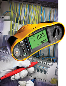 FLUKE Multi Functional Installation