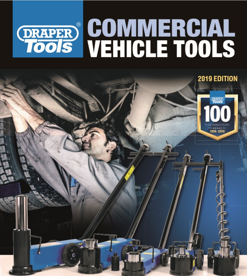 Draper Commercial vehicle booklet