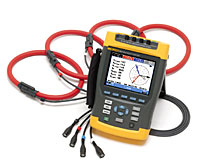 Fluke 430 Series Three-phase Power Quality Analyze