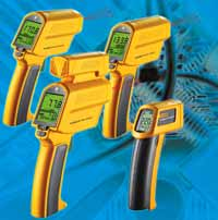 FLUKE 570 Series Non-Contact IR Thermometers