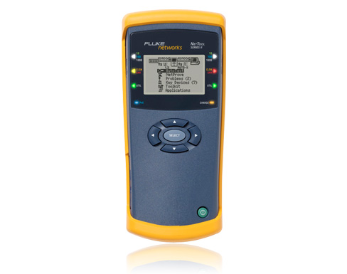 Fluke NetTool Series II Inline Network Tester