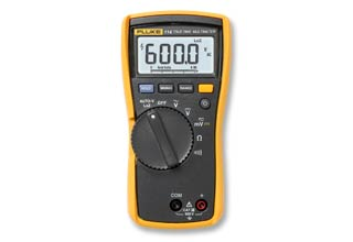 Fluke 114 Electricians's Multimeter