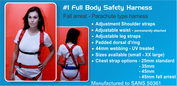 Saftec  U0026gt  Personal Protective Equipment  U0026gt  Fall Harness  U0026gt   1