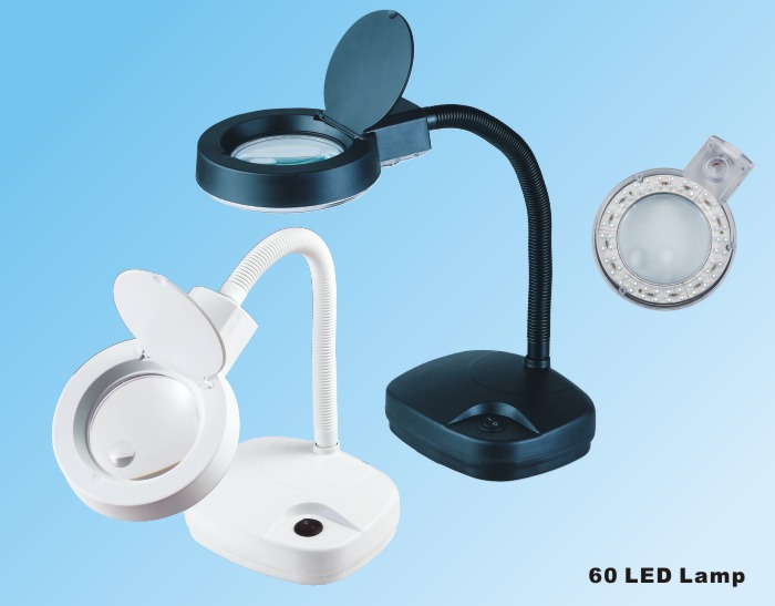 Karley Desktop Magnifying lamp -LED