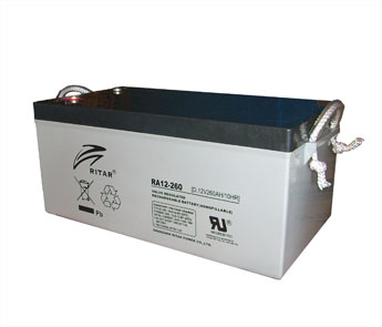 Christensen 12V 260AH Deep cycle Battery for Solar