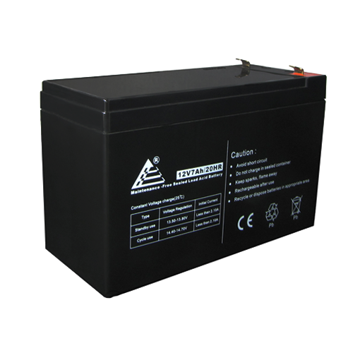 Christensen 12V 7AH Battery for alarms etc