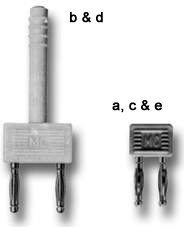 MULTI-CONTACT 2mm Laboratory sockets and mounting tools