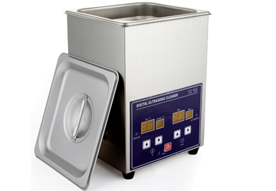 SAFTEC Digital Ultrasonic Cleaner with Timer & Heater 2 l