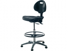 WARMBIER Industrial PU-Chair - high model