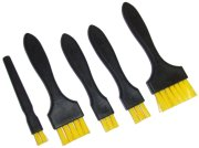WARMBIER Dissipative Flat Brushes