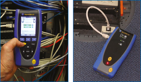 Saftec Gt Network Testers Gt Ideal Network Testers