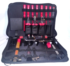 Techmaster ELECTRICIANS BASIC TOOLKIT - SUPERIOR