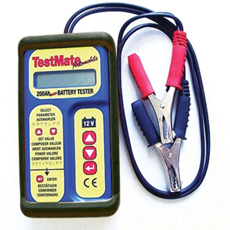 Optimate Testmate 200 Ah battery tester