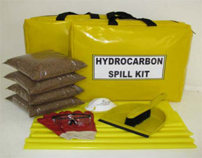 Petrazorb Truck / Vehicle / Forklift Spill Kit