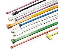 Hellerman Cable Ties - Various sizes & colour