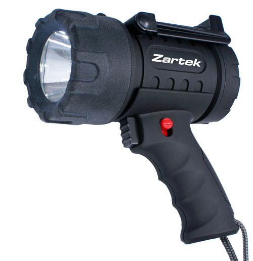 ZarteK Rechargeable LED Spotlight ZA-475
